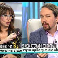 Vídeo | La respuesta de Iglesias tras la confesión de Ana Rosa sobre su sueldo de más de 130.000 euros