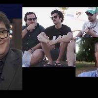 Facu Díaz y Maestre ridiculizan a Taburete y J.Manuel Soto por criticar las subvenciones del cine