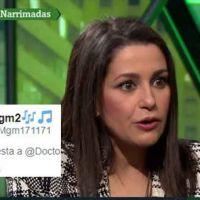 Vídeo | Cachondeo: Inés Arrimadas niega que su partido gobierne con Vox