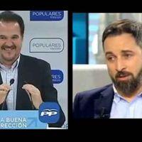 """Iturgaiz dispuesto a unir fuerzas con Vox para hacer frente a """"un Gobierno fasciocomunista que quiere romper y destruir España""""."""