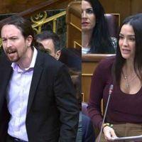 Vídeo | Pablo Iglesias a una diputada de Vox sobre el caso de la menores prostituidas: «Es repugnante incluso para un fascista»