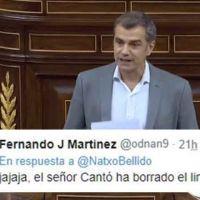 Nuevo ridículo de Toni Cantó, obligado a eliminar un tuit al confundir las playas de Alicante con las de Elche para atacar a su gobierno de izquierdas