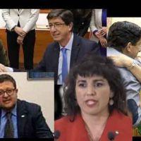 Los diputados de la junta Andalucía rechazan reducir su sueldo durante el confinamiento como ha propuesto Teresa Rodríguez