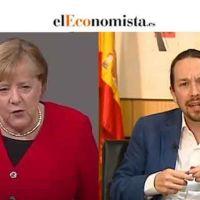 """Ridículo histórico de 'El economista"""" por agitar el fantasma comunista de Pablo Iglesias en pleno estado de alarma"""