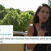 """""""A los españoles no se nos encierra, no se nos confina"""". Palabras de Rocío Monasterio con 28.600 víctimas en España por COVID-19"""