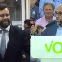 Vox señala a la izquierda como responsables de las agresiones a los periodistas durante sus manifestaciones
