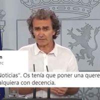 Antena 3 miente para desacreditar a Fernando Simón y recibe duras críticas de los usuarios de redes sociales