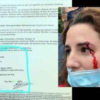 """Acusaciones de falsificación al parte médico de Rocío de Meer: """"Tiene cosas que un médico jamás escribiría así"""""""