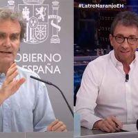 Fernando Simón responde a las críticas de Pablo Motos vertidas en 'El Hormiguero'