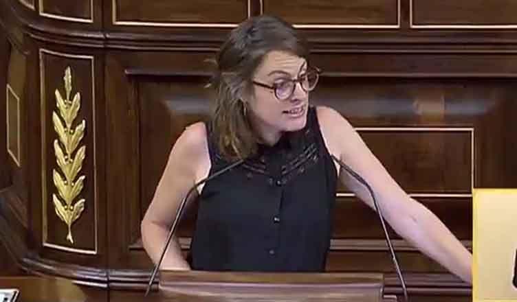 Censuran a Mireia Vehí por sus palabras sobre las monarquía