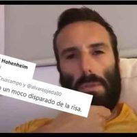 Álvaro Ojeda toca fondo tras el épico zasca del CM de Cruzcampo, y recurre al insulto por la impotencia