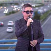 Almeida pagó 40.000 euros por el concierto sorpresa de Alejandro Sanz en un puente