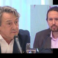 """El Supremo ratifica la condena contra Hermann Tertsch por llamar """"criminal"""" al abuelo de Pablo Iglesias"""