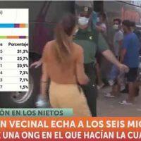 Vídeo | Racismo en Cartagena: «Perros, hijos de la gran puta, ojalá reviente el autobús