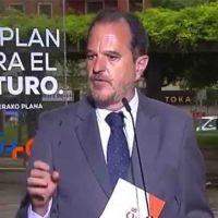 Vídeo | «¿Va mamao?». El candidato de PP-Cs en el País Vasco Carlos Iturgaiz se bugea en pleno mitin