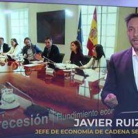 """""""Pedir la dimisión de Iglesias y compararlo con la Gürtel del PP es una exageración"""". Javier Ruiz"""