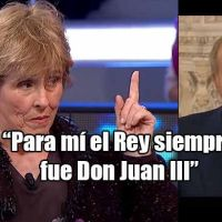 """Mercedes Milá sin pelos en la lengua: """"Al rey se le tiene que caer la cara de vergüenza. Los españoles no merecíamos esto"""""""