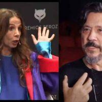 """Carlos Bardem sin piedad contra Victoria Abril: """"Negacionista irresponsable. Sus méritos como actriz son ya irrelevantes"""""""