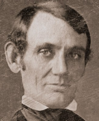 Abraham Lincoln in 1846. Image courtesy of the House Divided Project and Library of Congress.