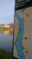 morning walk east bank 2