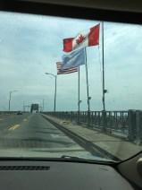 I took a trip to Canada