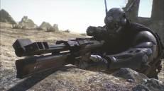 Briareos va sempre in giro con armi di grosso calibro, e noi gli vogliamo bene anche per questo.