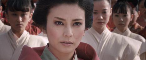 Shibasaki Kō 柴咲 コウ interpreta Mika ミカ, figlia di Asano Naganori. Segretamente innamorata di Kai ma promessa in sposa a Kira Yoshinaka. È un personaggio inventato, esattamente come Kai, anche se decisamente più credibile.