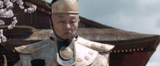Tagawa Cary-Hiroyuki ケイリー=ヒロユキ・タガワ interpreta Tokugawa Tsunayoshi 徳川 綱吉 (1646 - 1709), quinto shōgun della dinastia Tokugawa.