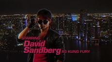 Kung Fury è il prototipo del poliziotto americano anni '80, o almeno di quelli che si vedono nei film.