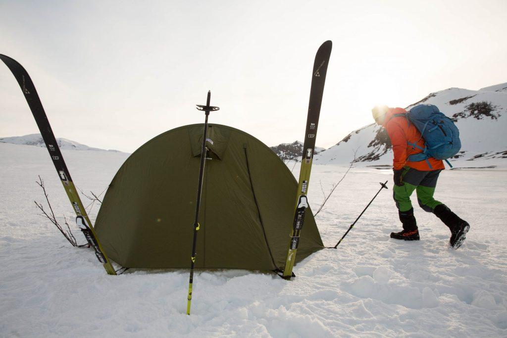 Snowhere Tenting – Jotunheimen Travel © Kjell Erik Reinhardtsen