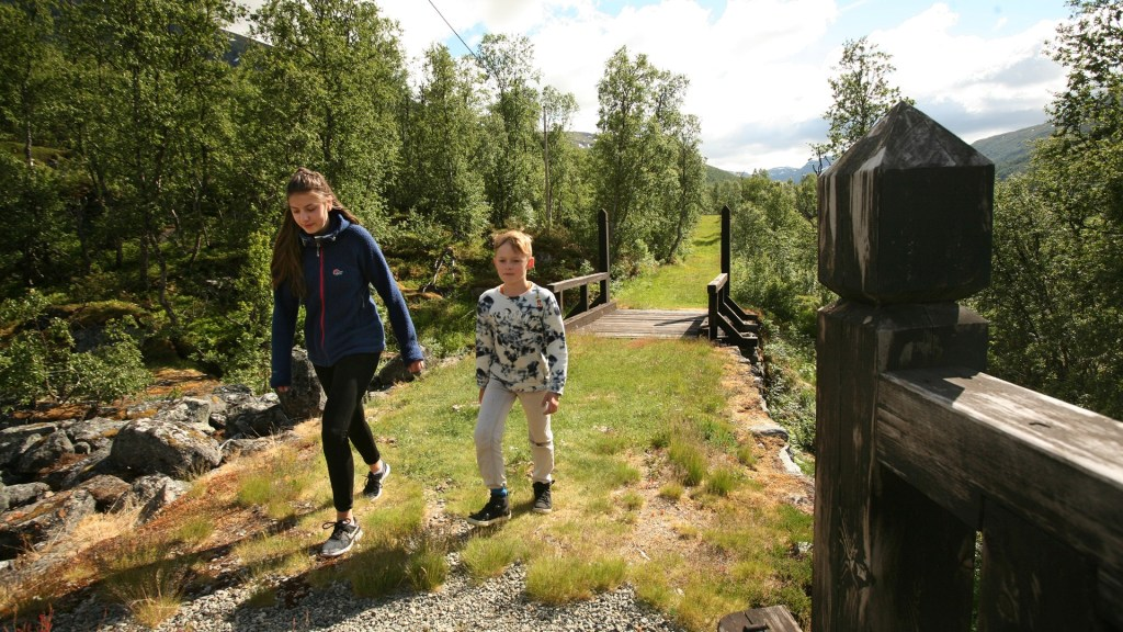 Maristova – Borgund – Visit Kongevegen
