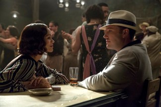 Affleck, Saldana: Live By Night