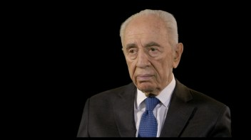 Shimon Peres: The Last Friend