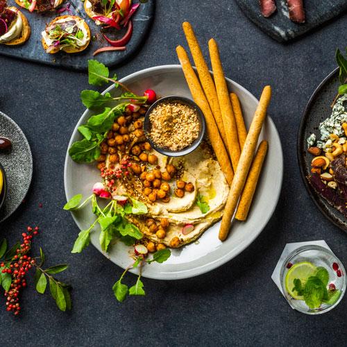 Recipe - Hummus