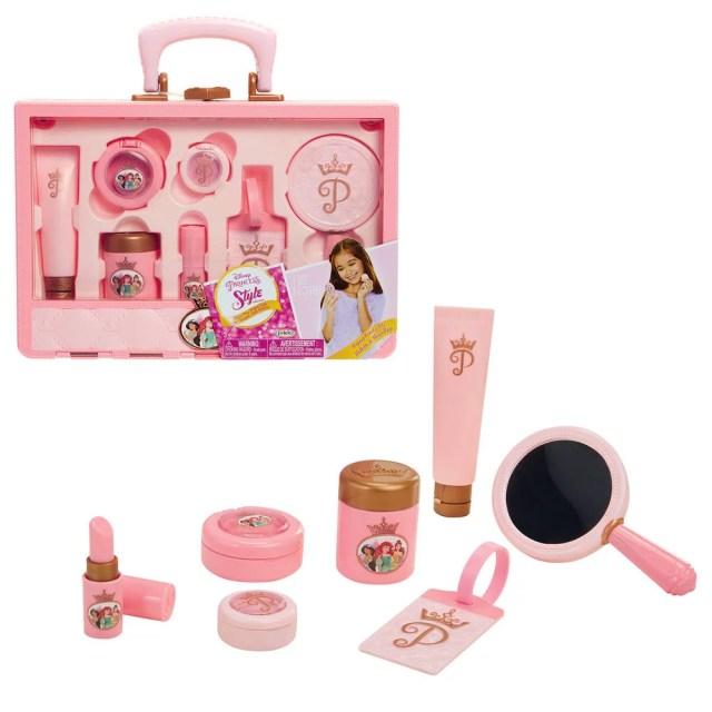 Mallette de maquillage - dysney princesses style collection  jeux