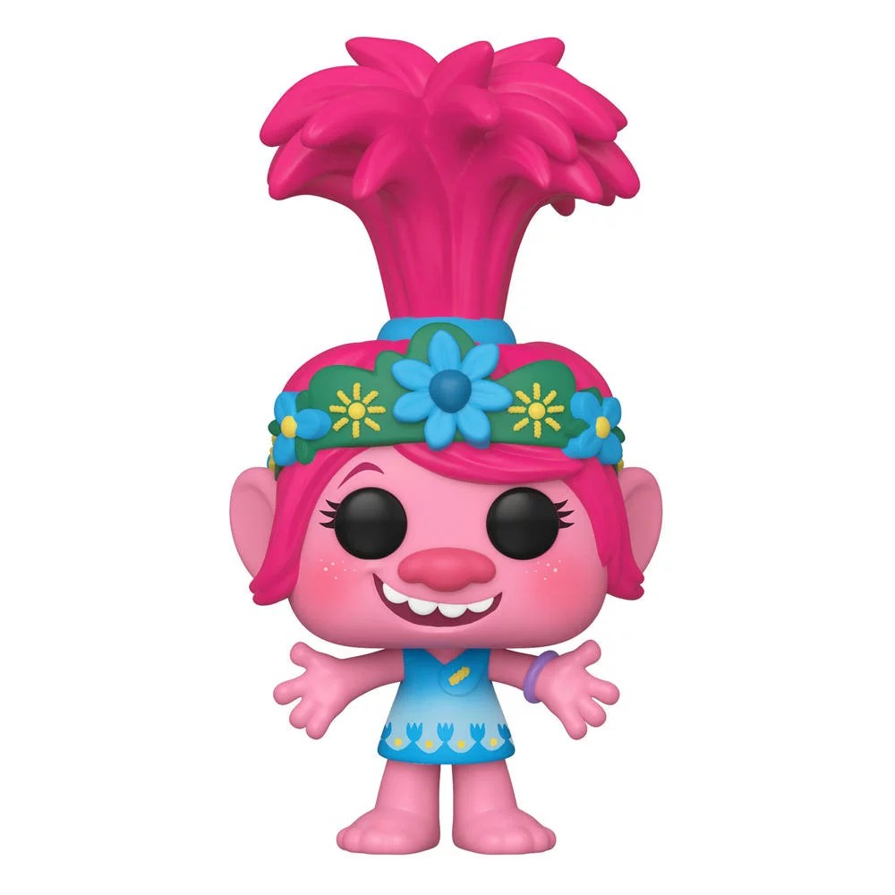 figurine pop poppy les trolls 2