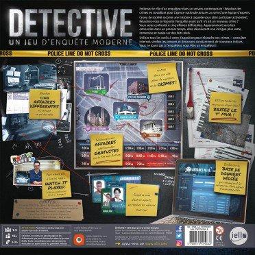 Détective - IELLO 3
