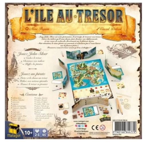 L'Ile au Trésor - Matagot 5