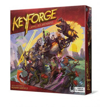 Keyforge, L'appel des archontes - FFG 1