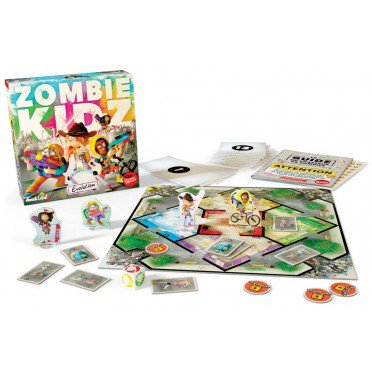 Zombie Kidz Evolution - Scorpion Masqué 2