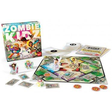 Zombie Kidz Evolution - Scorpion Masqué 4