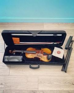 Pack Violoniste débutant
