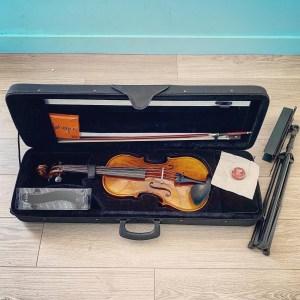 Pack Violoniste débutant C