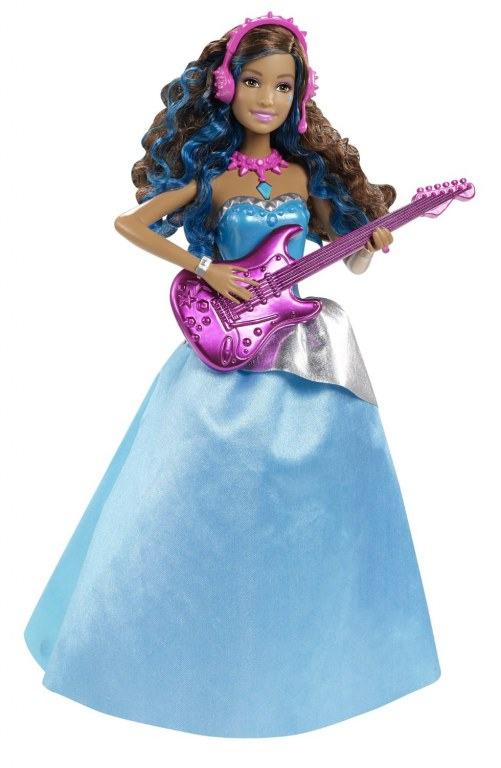 Barbie : Rock Et Royales : barbie, royales, Barbie, Royales, Princess, Erika, Cmt03