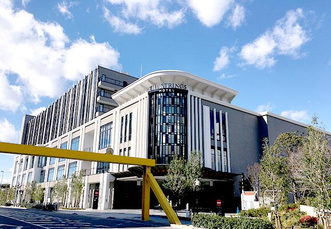 ホテル 名古屋 ストリングス