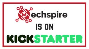 Mechpire Kickstarter Announcement