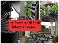 Decor Inspiratie Balkon