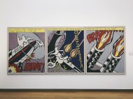 "Roy Lichtenstein, ""As I Opened Fire"""