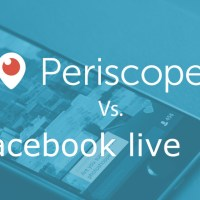 Facebook Live and Periscope
