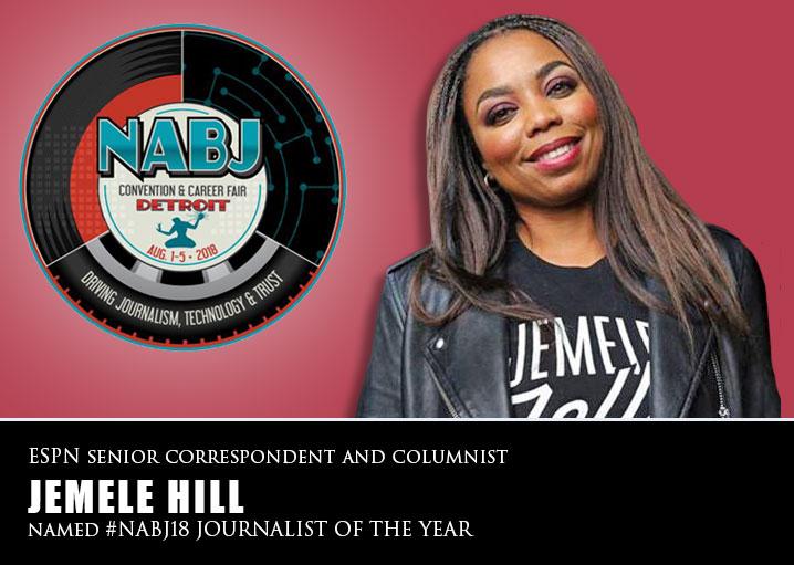 Fox & Friends' Pans NABJ's 'Journalist of the Year' | journal-isms com